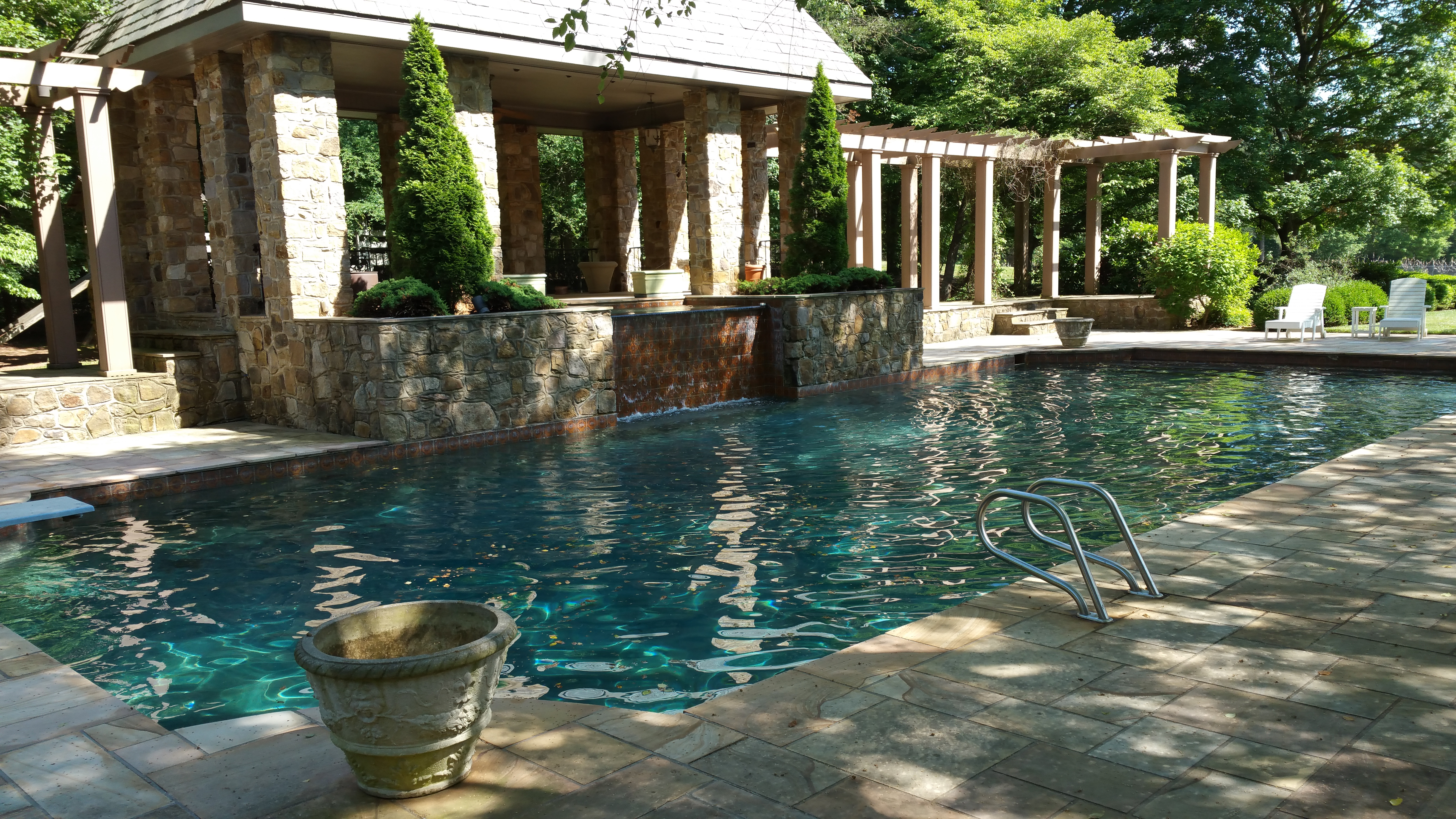 Pool and Spa Service in Apex Chapel Hill Pittsboro Holly